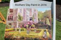 Mothers' Day Paint-in 2016