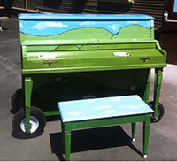 Metchosin Community Piano
