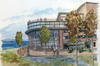 west shore performing arts centre project